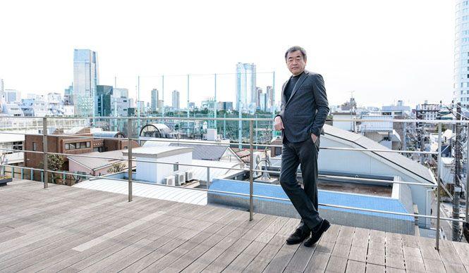 建築家・隈研吾が「East Japan Project」と東北の復興を語る(1) INTERVIEW