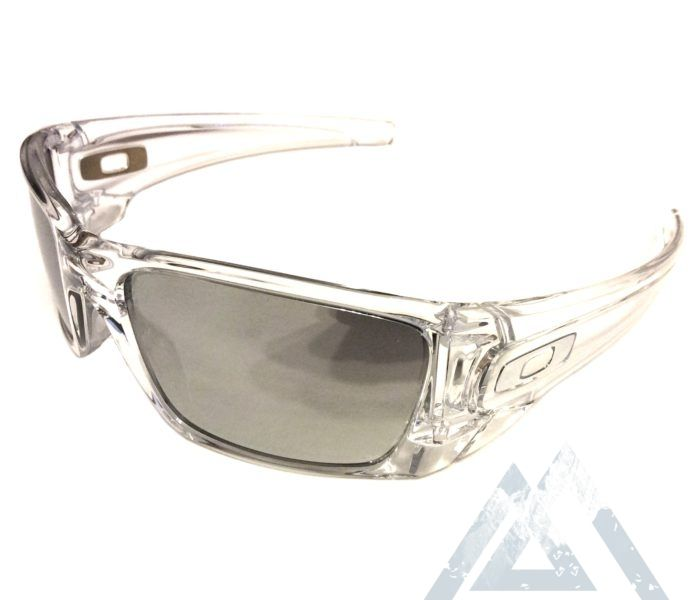 Oakley Fuel Cell Sunglasses - Polished Clear - Chrome Iridium - OO9096-39 :: #GoNative & #SeeNative @ NativeSlope.com