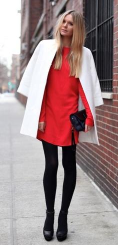 El rojo se robará la temporada ¡Sí, a los vestidos en este color!