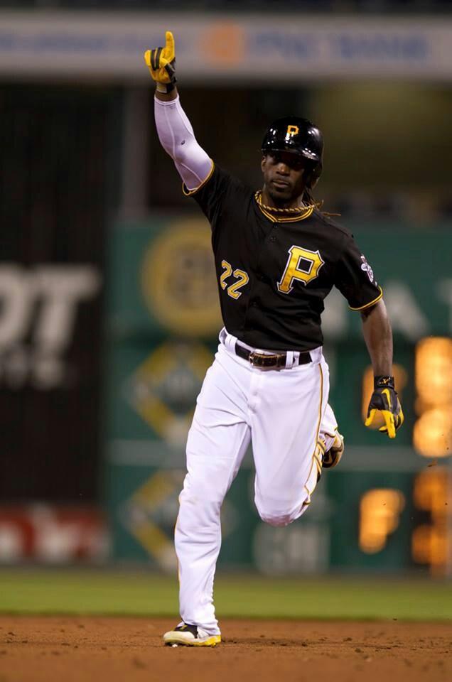 Andrew McCutchen - Pittsburgh Pirates