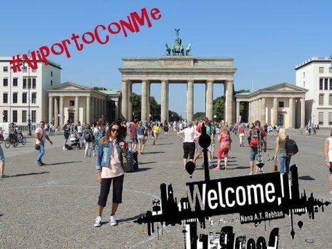 #ViPortoConMe a Berlino - estate 2015