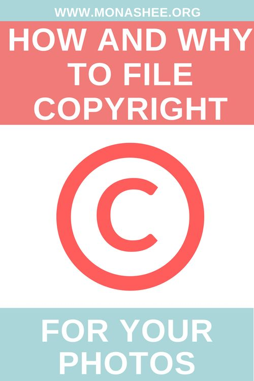 Your photographs are copyright the moment they are created, so why register the copyright for them? There are several very good reasons why. Find out how and why to file a copyright for your photography here: https://monashee.org/how-to-file-a-copyright