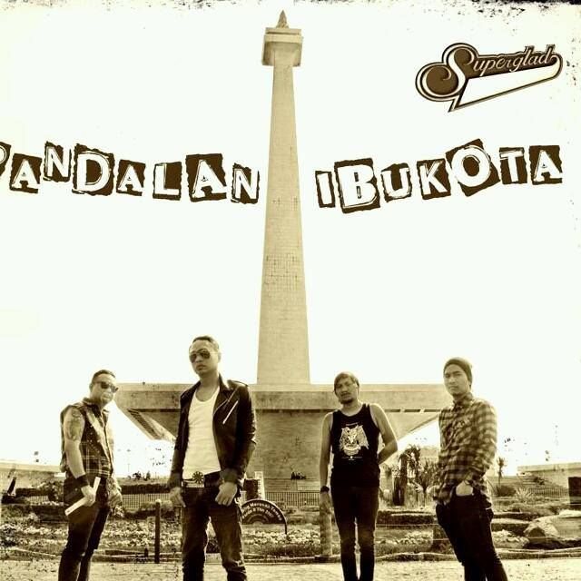 'Berandalan Ibukota' Jadi Album dan Single Terbaru Superglad | MEN'S JOURNEY