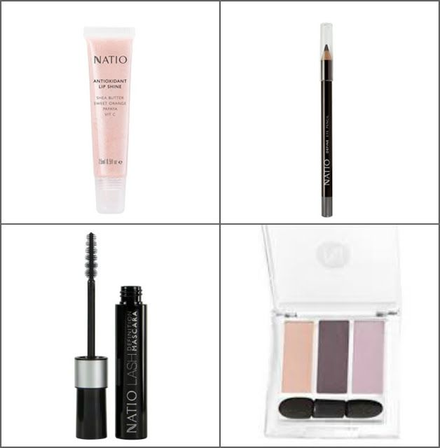 Suze likes, loves, finds and dreams: Australia Days:  Competition Natio Mascara, Lip Gloss, Eye Penc... #competition #giveaway