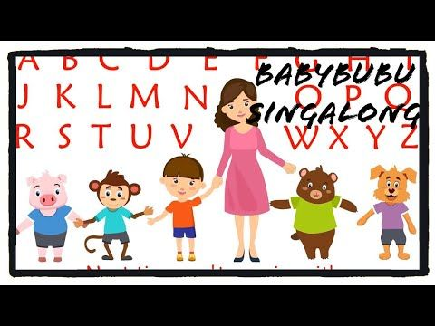 ABC Alphabet Song - Sing Along (2018) Popular Nursery Rhymes For Children, Kids and Toddlers - YouTube