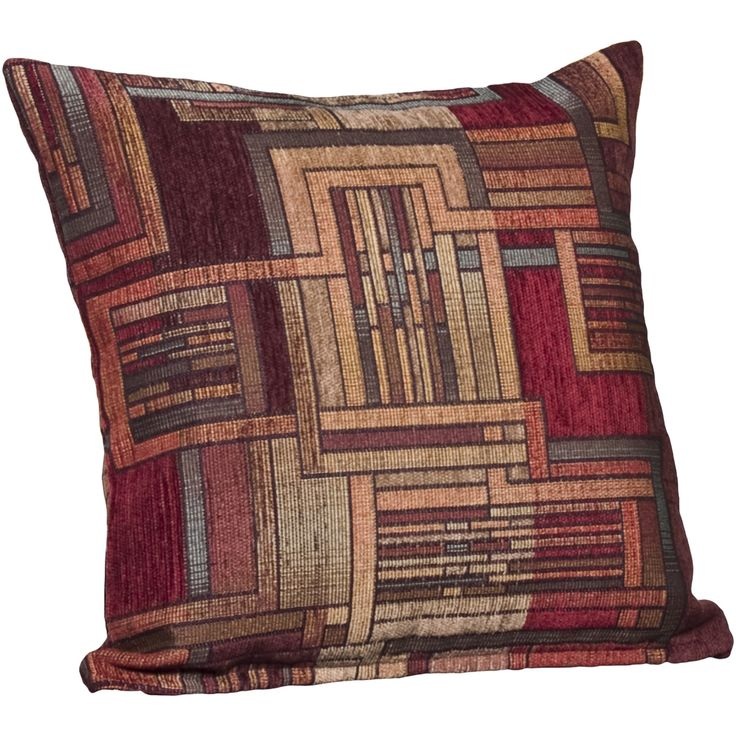 Siscovers Stickley Synthetic Throw Pillow & Reviews | Wayfair