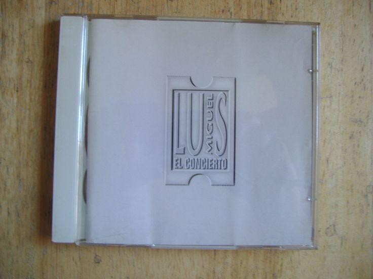 Luis Miguel 2 Cds Originales - El Concierto