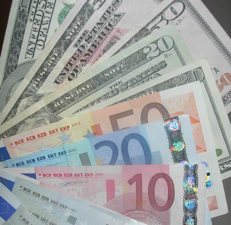 Presión bajista en el euro-dólar: vender en 1,3185 |