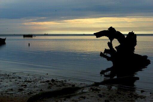 Teluk Lombok, Sangatta, Kaltim