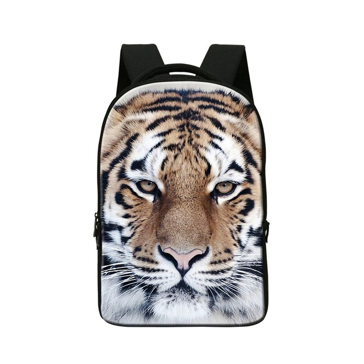 high quality tiger backpack for cool man,laptop backpack for Notebook 14 '',stylish traveling bag,colleger student's bookbags