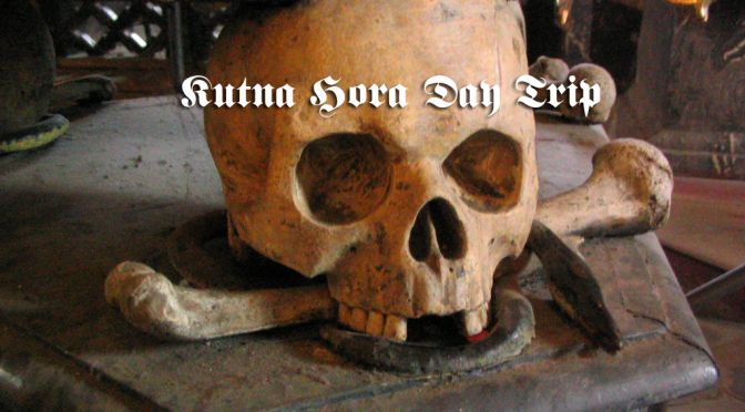 In Prague now or visiting soon. Join Weird Czechia Tours for a Day trip to the mysterious town of Kutna Hora. #weirdczechia