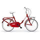 Mbm - Angela 20'' Bicyclette Vélo Pliant Folding Bike