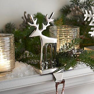 Reindeer Christmas Stocking Hook