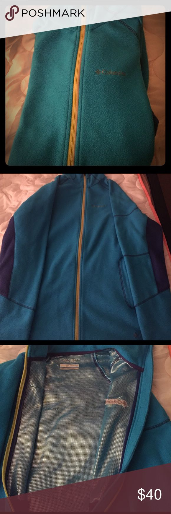 Omni heat Columbia jacket. Great shape, worn 1x. Omni heat, thermal comfort, it's a great jacket if your always cold like me. Columbia Jackets & Coats