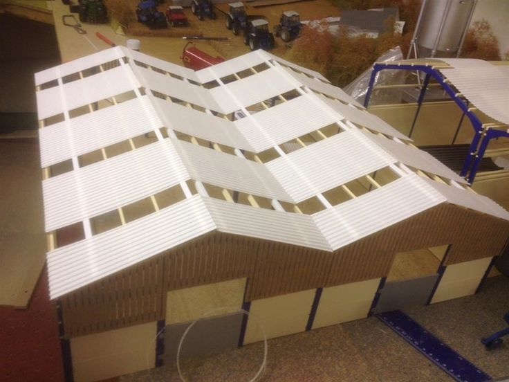 Pro Build Solution for Removable Roof Sections - & 28 best Probuild - Brushwood toys 1:32 Scale images on Pinterest ...