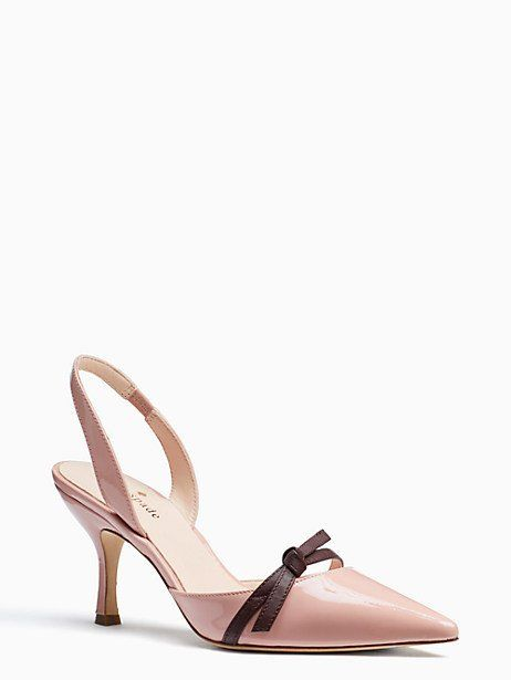 84fea632c Kate Spade Sibelle Heels, Shell - Size 9.5   Products   Heels, Shoes ...