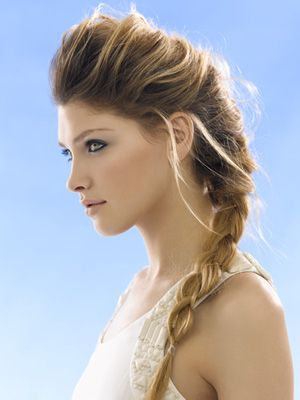 volume french braid and other cute summer hairstyles