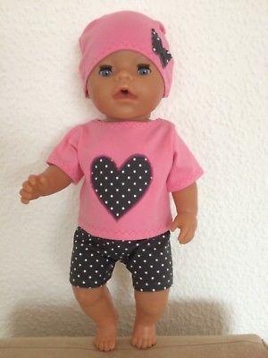 Puppen & Zubehör Puppenkleidung  für Babyborn