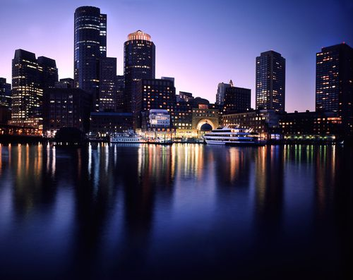 Boston Skyline // travelling, travel, and vacations
