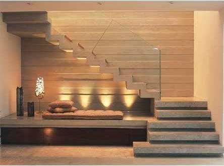 Inspiração escada zen