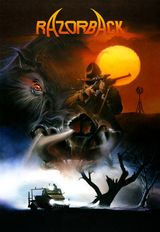 Razorback - Movie Poster