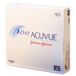 1 DAY ACUVUE® to miękkie soczewki kontaktowe jednorazowego użytku, które oferują najzdrowszy i najwygodniejszy sposób noszenia soczewek kontaktowych. Nosisz je przez cały dzień, a potem wyrzucasz. Nie musisz martwić się pielęgnacją ani płynami czyszczącymi. Poznaj zalety świeżych, czystych soczewek każdego dnia.