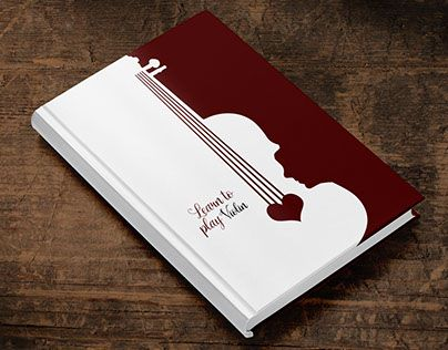"""Check out new work on my @Behance portfolio: """"Violin Book Cover"""" http://be.net/gallery/62077723/Violin-Book-Cover"""