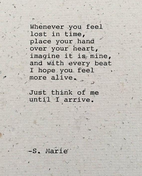 Best 20+ Long Distance Love Poems Ideas On Pinterest