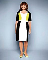 LK Colour Block Dress