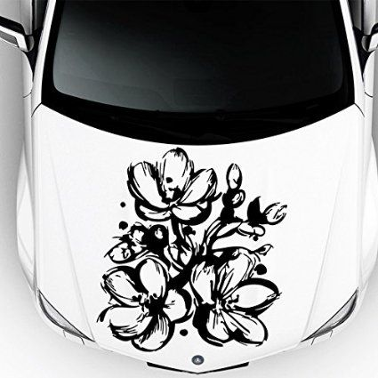 Best Stickers On The Car Hood Images On Pinterest Cars Car - Best automobile graphics and patternsbest stickers on the car hood images on pinterest cars hoods