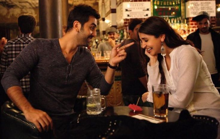 ADHM Diaries: Can you guess what the birthday boy Ranbir is telling Anushka?