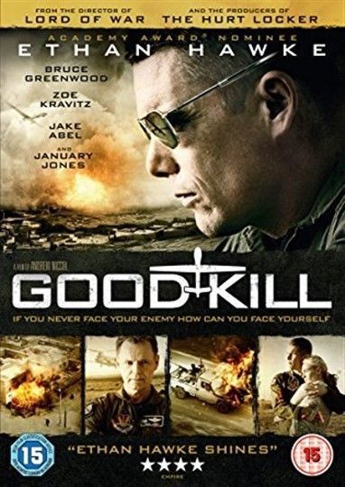 Good Kill DVD (2015) Ethan Hawke