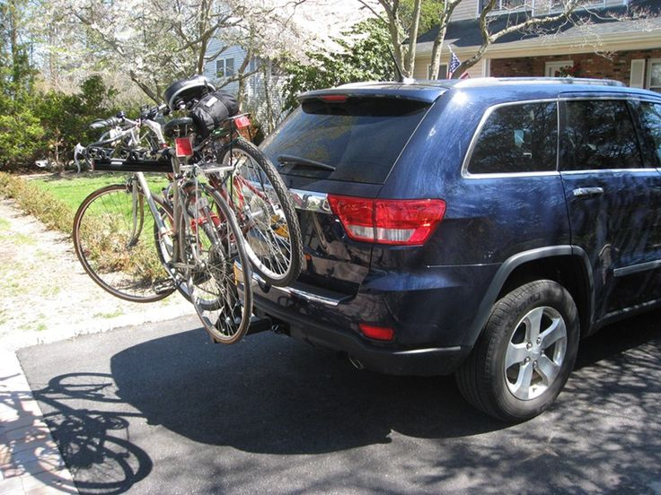 "Pro Series Eclipse 4 Bike Rack for 2"" Hitches - Tilting Pro Series Hitch Bike Racks 63124"