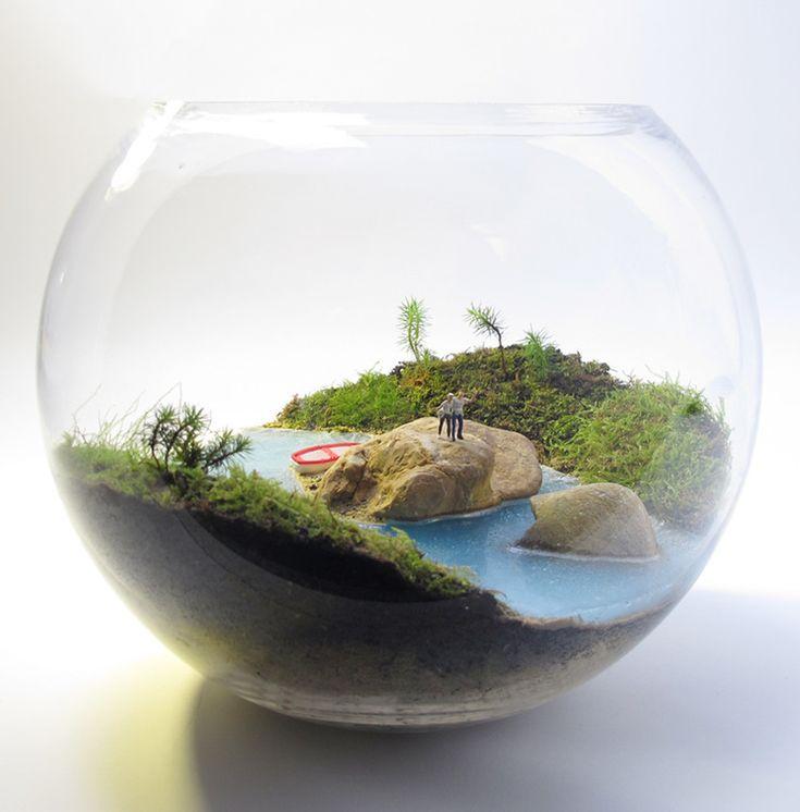 Petite Green - We create miniature worlds