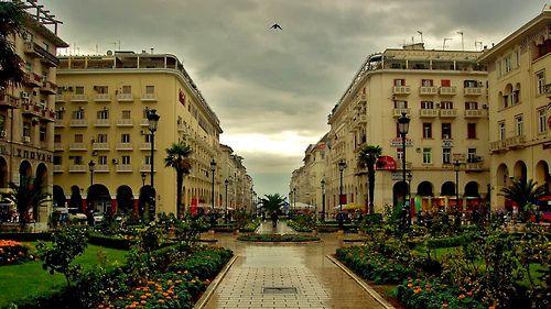 Thessaloniki, Greece (by dim51)