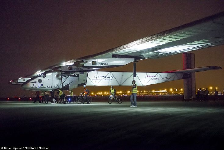 Solar Impulse stuck in China: Winds hamper record-breaking attempt at round-the-world flight for third week [Future Airplanes: http://futuristicnews.com/tag/aircraft/]