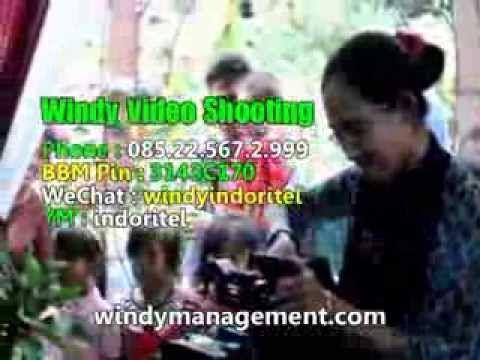 Nurmalia Windy Video Shooting