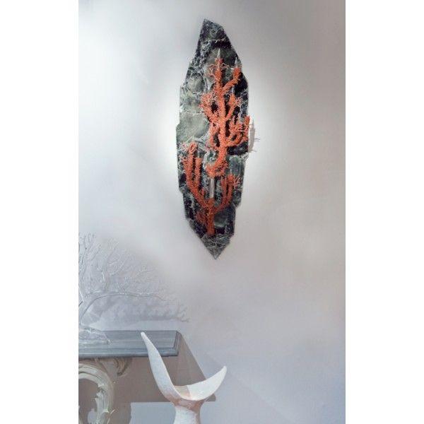 Paire d'appliques - Alexandre Biaggi - Mobilier et objets du 20ème siecle - Créations contemporaines