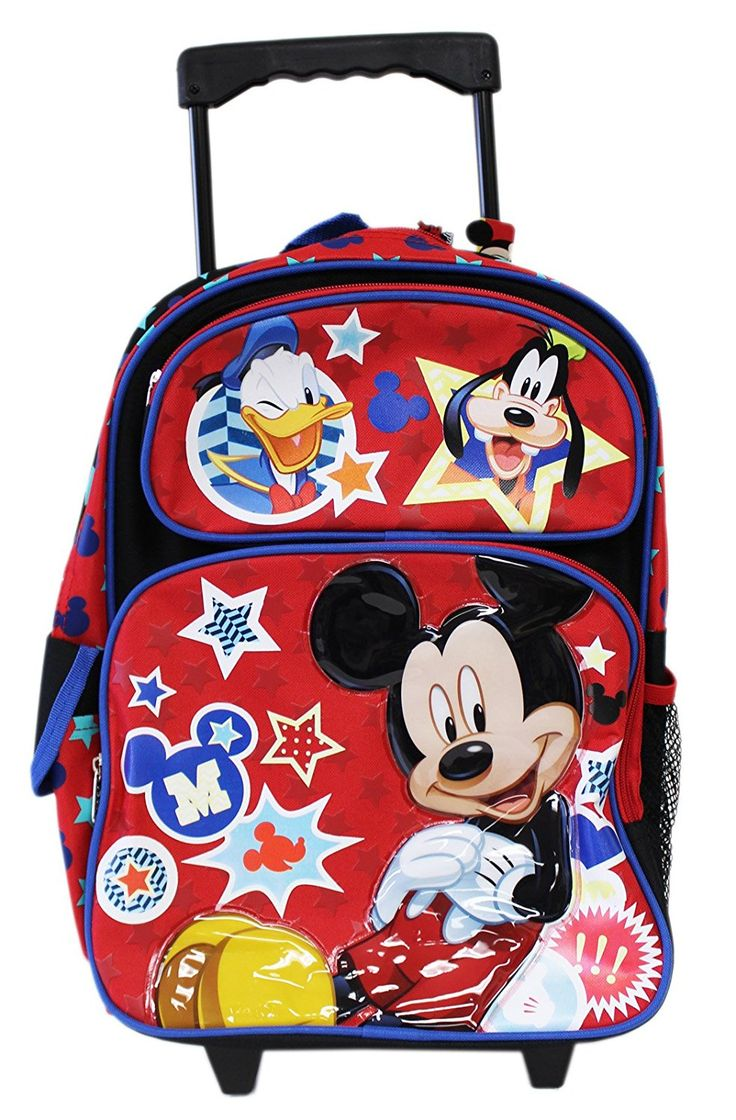 17 best ideas about Kids Rolling Backpack on Pinterest | Girls ...