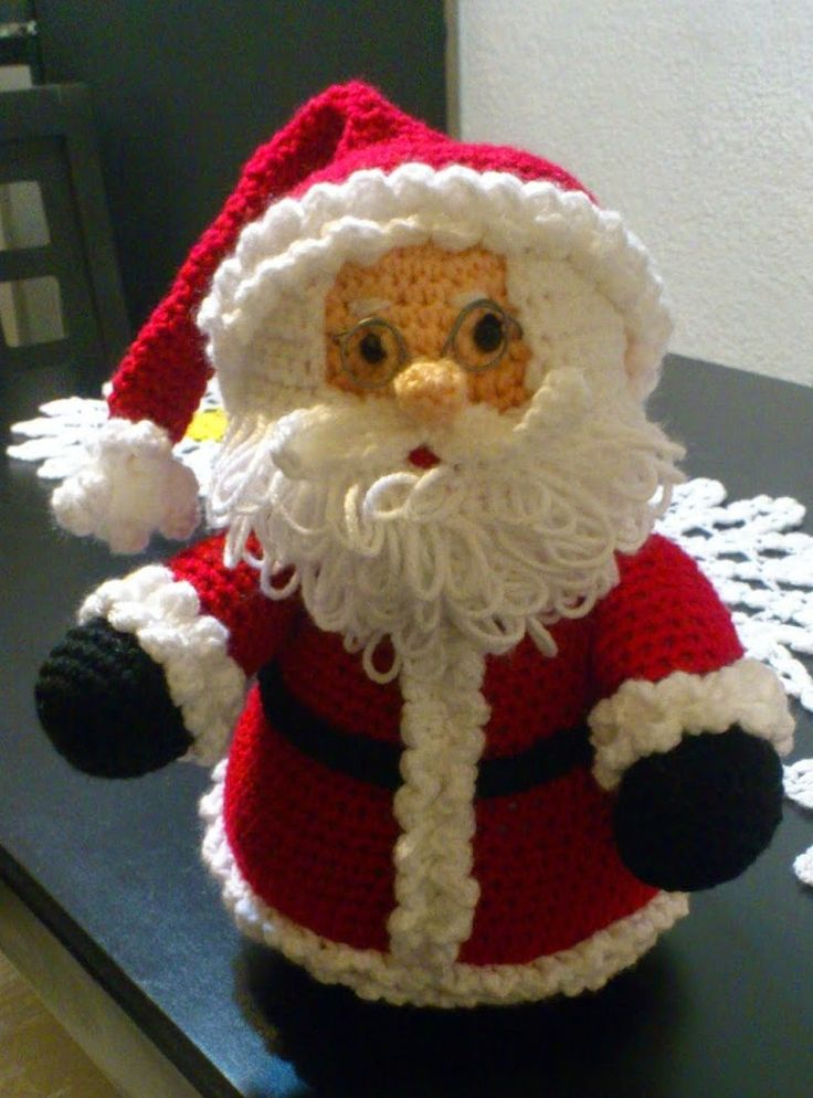 1000+ images about Natal on Pinterest Amigurumi, Crochet ...
