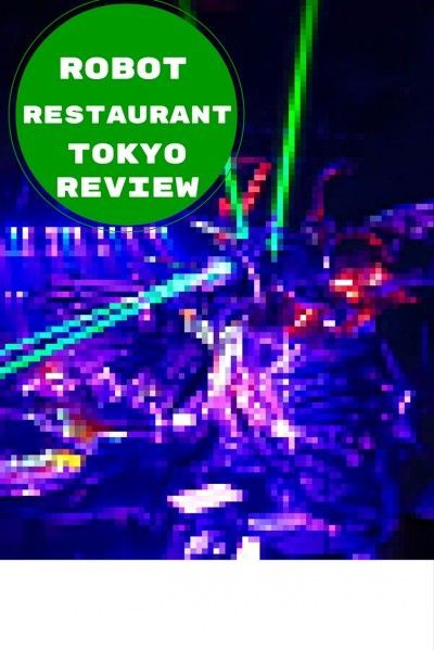 Robot Restaurant Tokyo Review: is it good for kids?