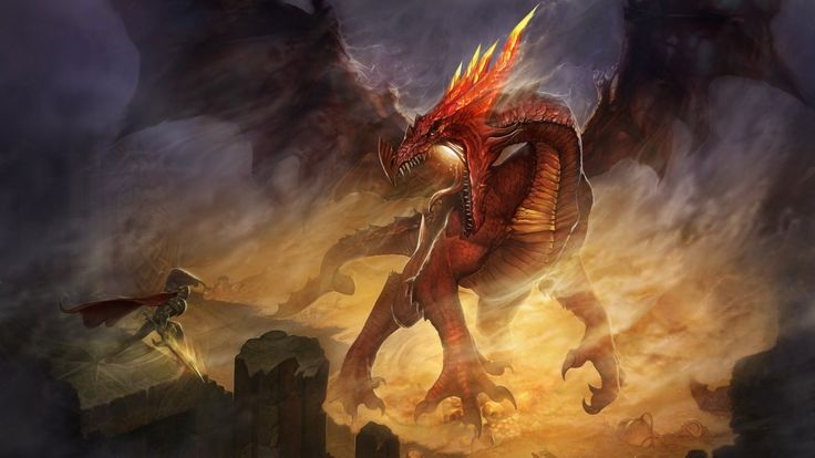 Drawing of Medevil Girl | Dragon Knight Medieval Drawing Widescreen Resolutions - 2229x1253 ...