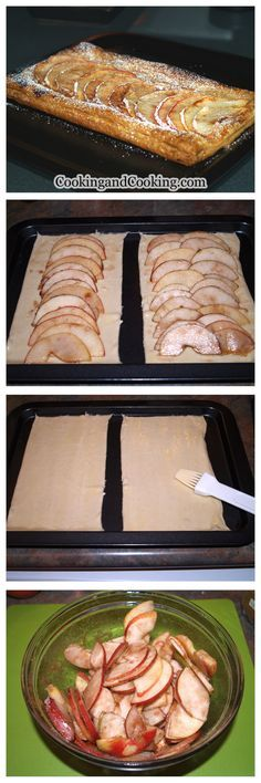 Quick Apple Tart Recipe