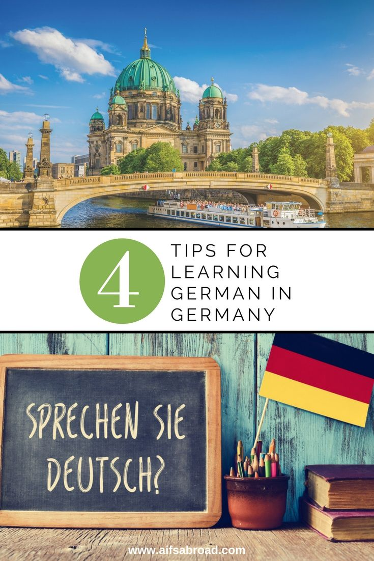 4 Tips for Learning the German Language in Berlin | AIFS Study