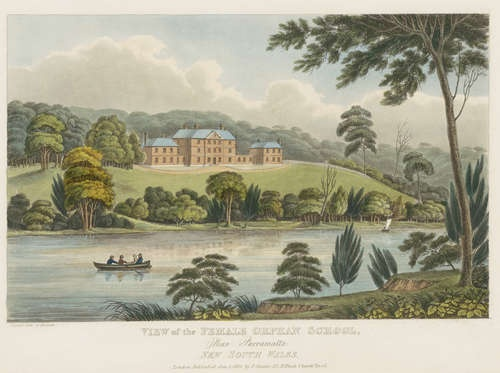 1801 NSW Governor Philip King established Australia's first welfare institution - a school for orphaned girls near Parramatta, in western Sydney.