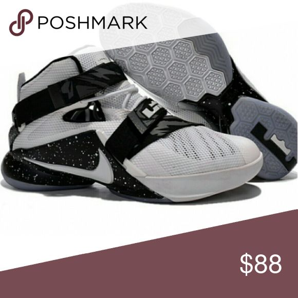 reputable site 97d00 1ffd2 13 best LeBron Soldier 9 images on Pinterest   Nike lebron, Shoes online  and Soldiers