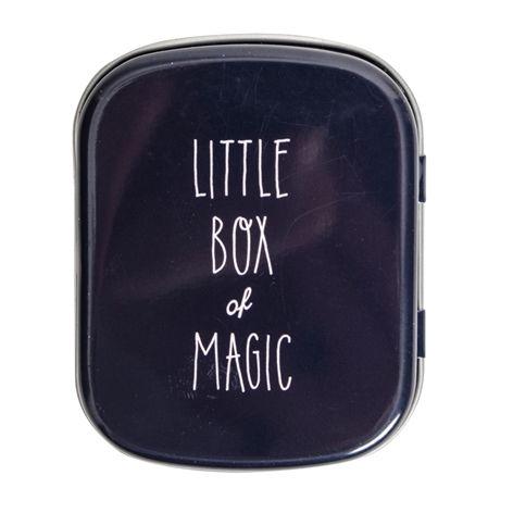 Miniplåtask MAGIC - Lagerhaus.se