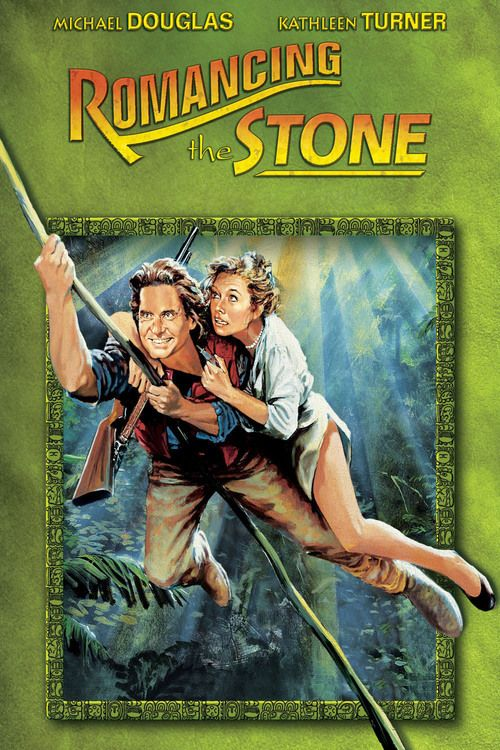 Romancing the Stone 1984 full Movie HD Free Download DVDrip