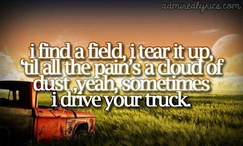 Truck yeah lyrics video