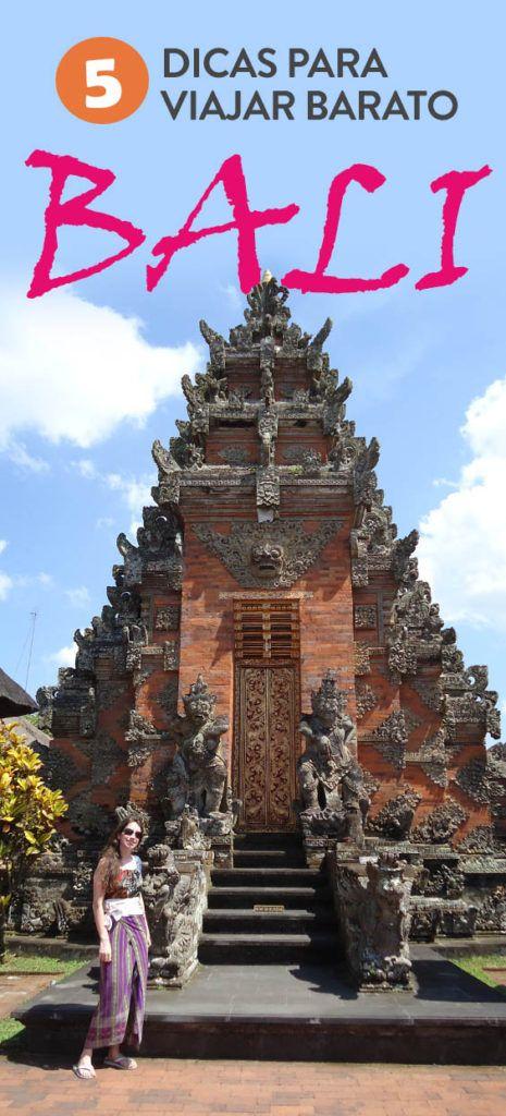 Bali é um destino surpreendente: praias legais, cultura totalmente diferente, templos maravilhosos e o melhor É MUITO BARATO!!! Maaaas tem que ficar atento pra não cair em traps (armadilhas), tem que saber como viajar barato em Bali!